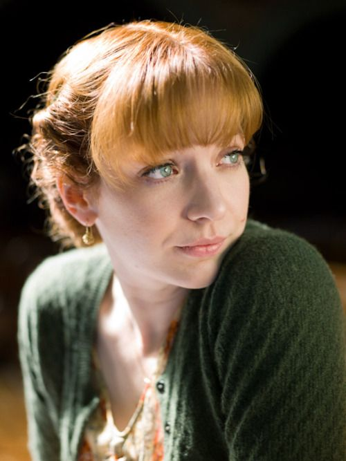 Katherine Parkinson, british actress.