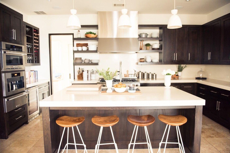 Inside Camille Styles\' Italian Villa-Inspired Austin Home | Kitchen ...