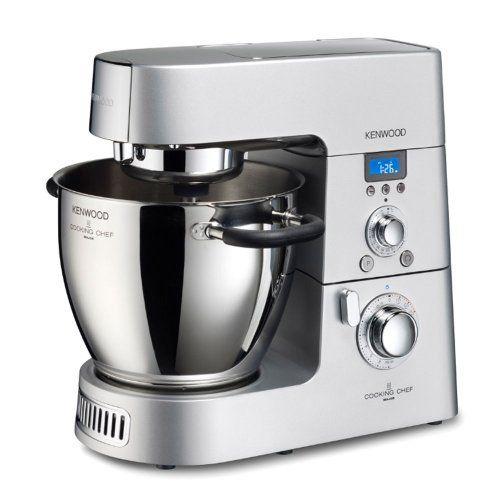 Kenwood Cooking Chef Km 070 Kuchenmaschine Induktions Kochsystem