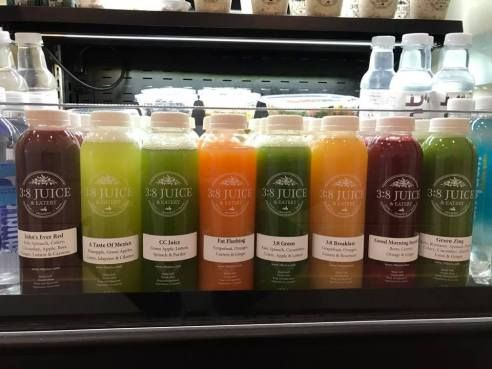 38 Juice Eatery Is Now Open In Alpharetta Photo From The 38