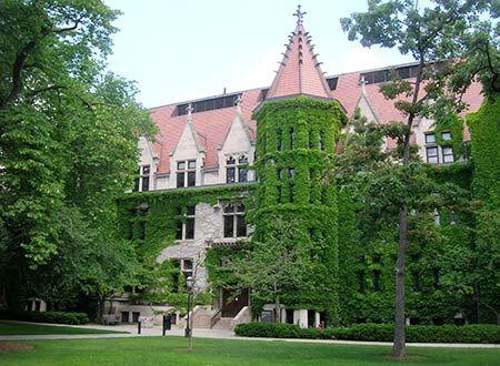 The University Of Chicago Chicago University The University Of Chicago Chicago Landmarks