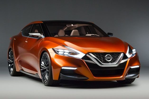 Nissan Sport Sedan Concept Foretells A Future Maxima Nissan Maxima Nissan Altima Coupe Nissan Altima