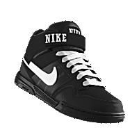 Contagioso Pez anémona Hermana  Nike Air Mogan Mid 2 iD Skateboarding Shoe. Nike Store | Nike, Nike air,  Black nikes