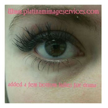 009f95af412 Best beautiful Model eyelash extensions, Platinum Image Services, Los  Angeles, California, United States - Yelp