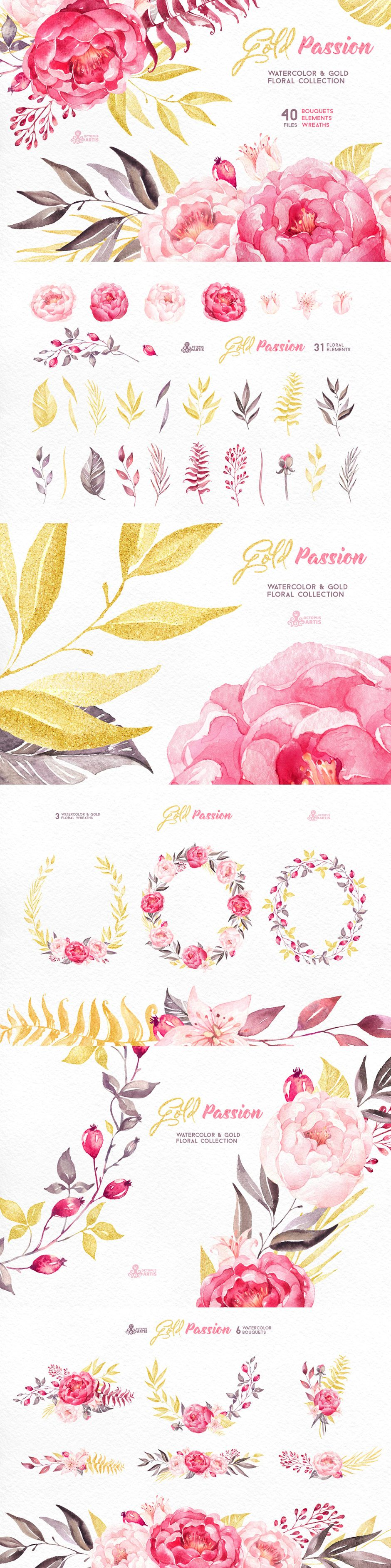 The lovingly handcrafted design bundle イラスト素材 pinterest