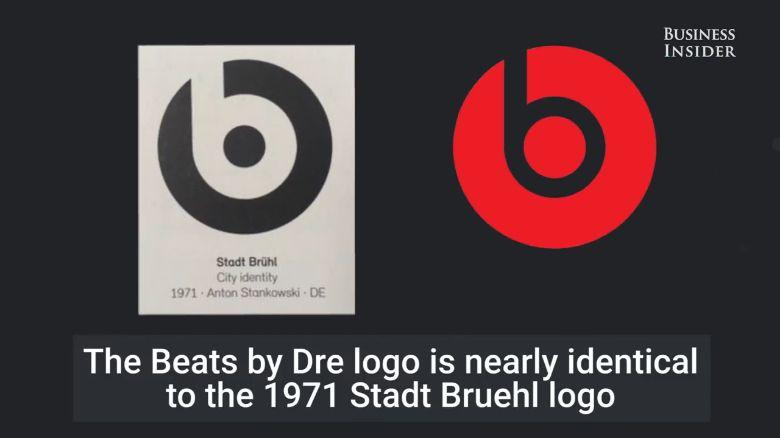 11 Famous Logos That Look Eerily Similar Famous Logos Logos Logo Design