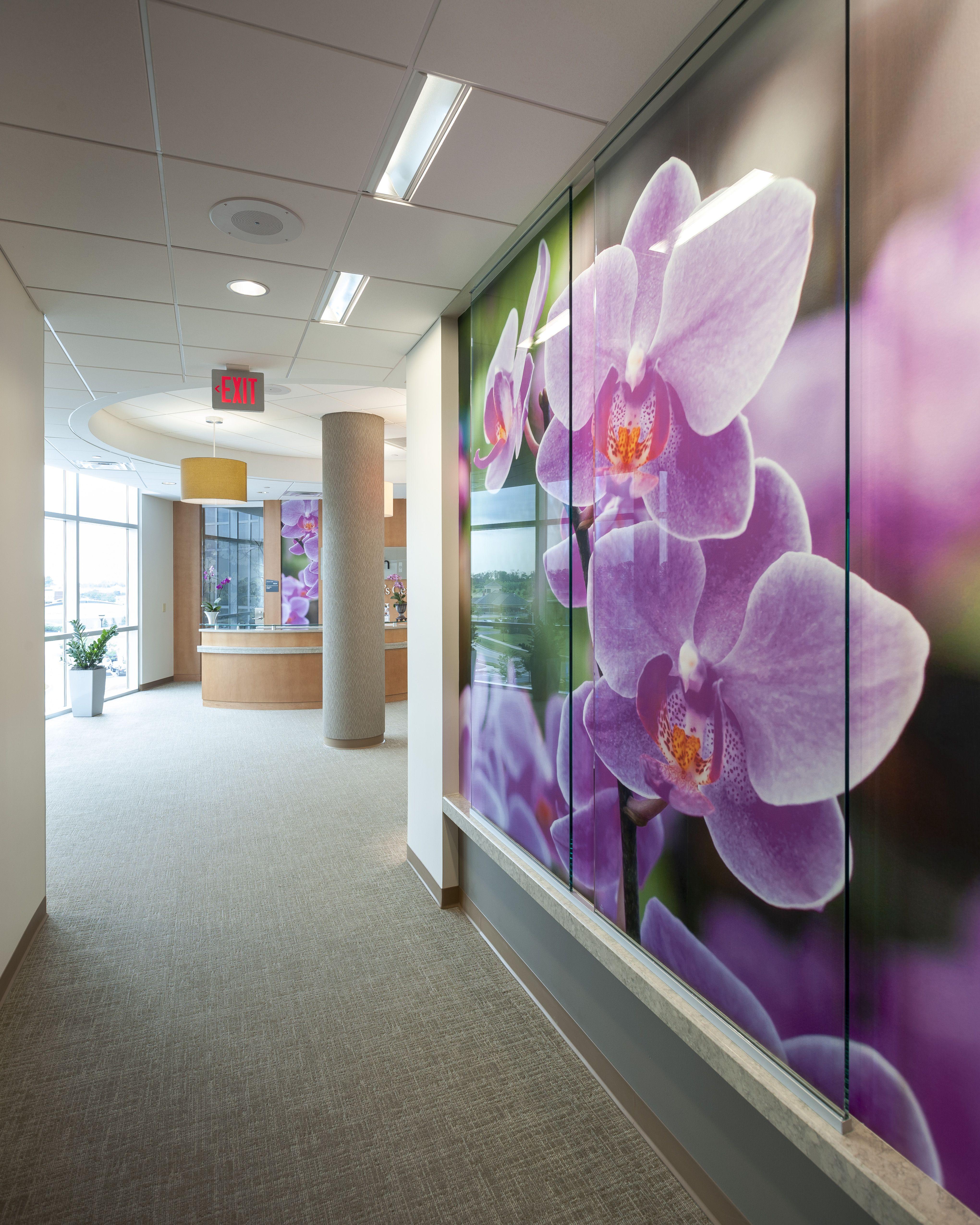 Hospital Room Interior Design: UC Health Women's Center - In Cincinnati, OH
