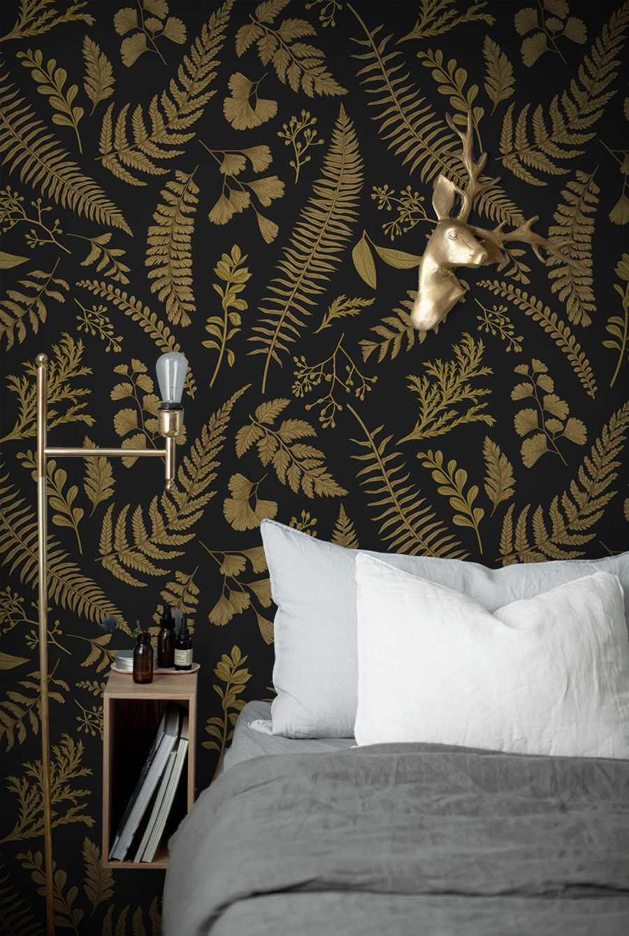 How To Install A Removable Wallpaper Mural In 2020 Decor Home Home Decor