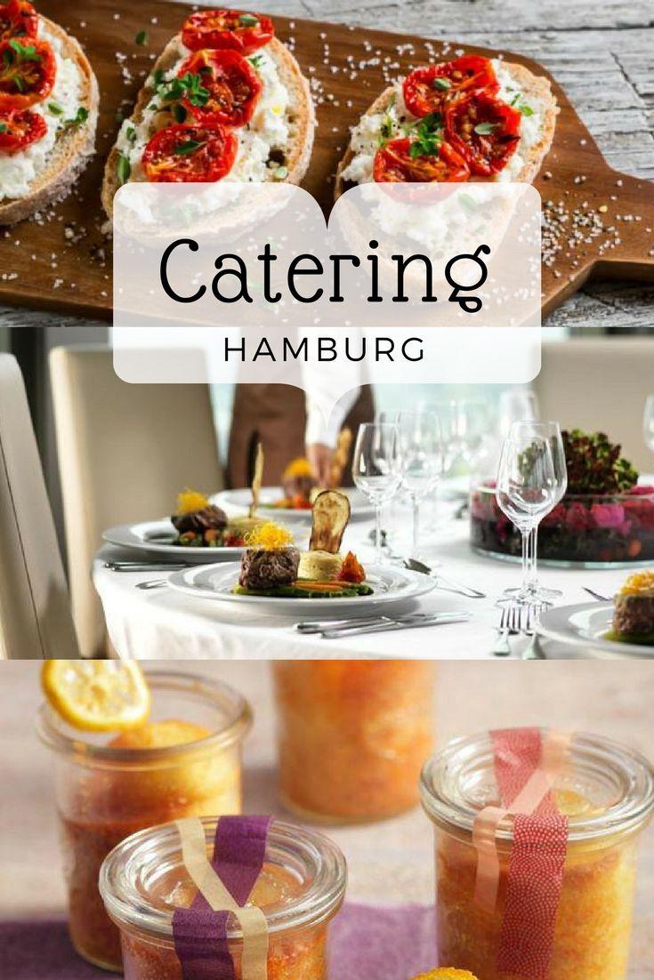 Finden Sie den passenden Cateringpartner in Hamburg: Zum Beispiel ...