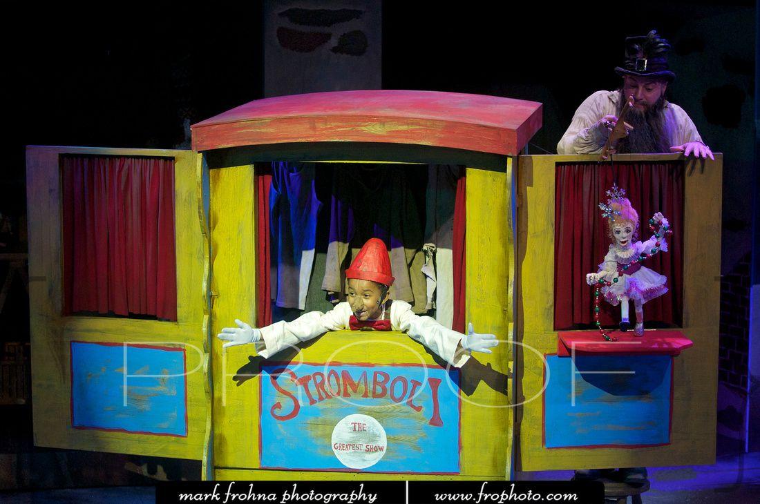 My Jr Son Pinocchio