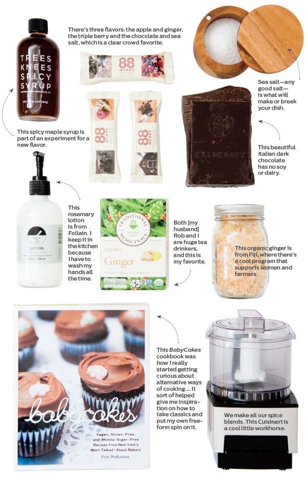 Nicole Ledoux shares her favorite artisan products that get her through the winter