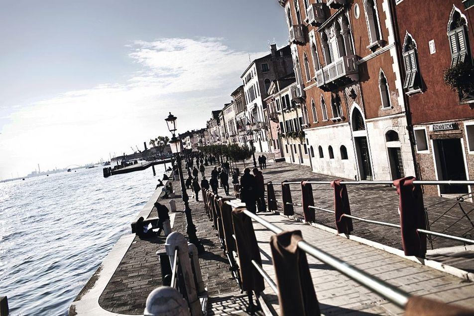 Venise, les Zatterei