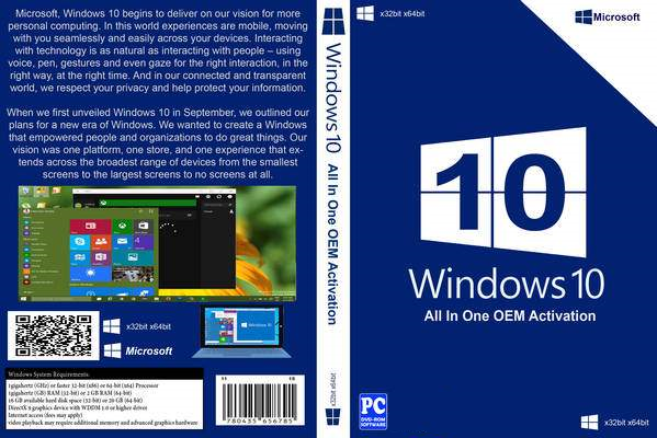 windows 10 cd covers
