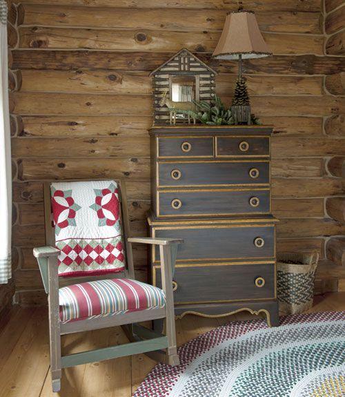 Log Home Decor Ideas: Expanding A Cozy Log Cabin