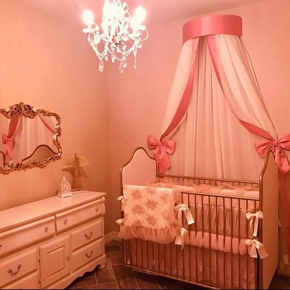 3 Kind Of Elegant Bedroom Design Ideas Includes A: Elegant Crown Canopy Any Fabric And Color Available