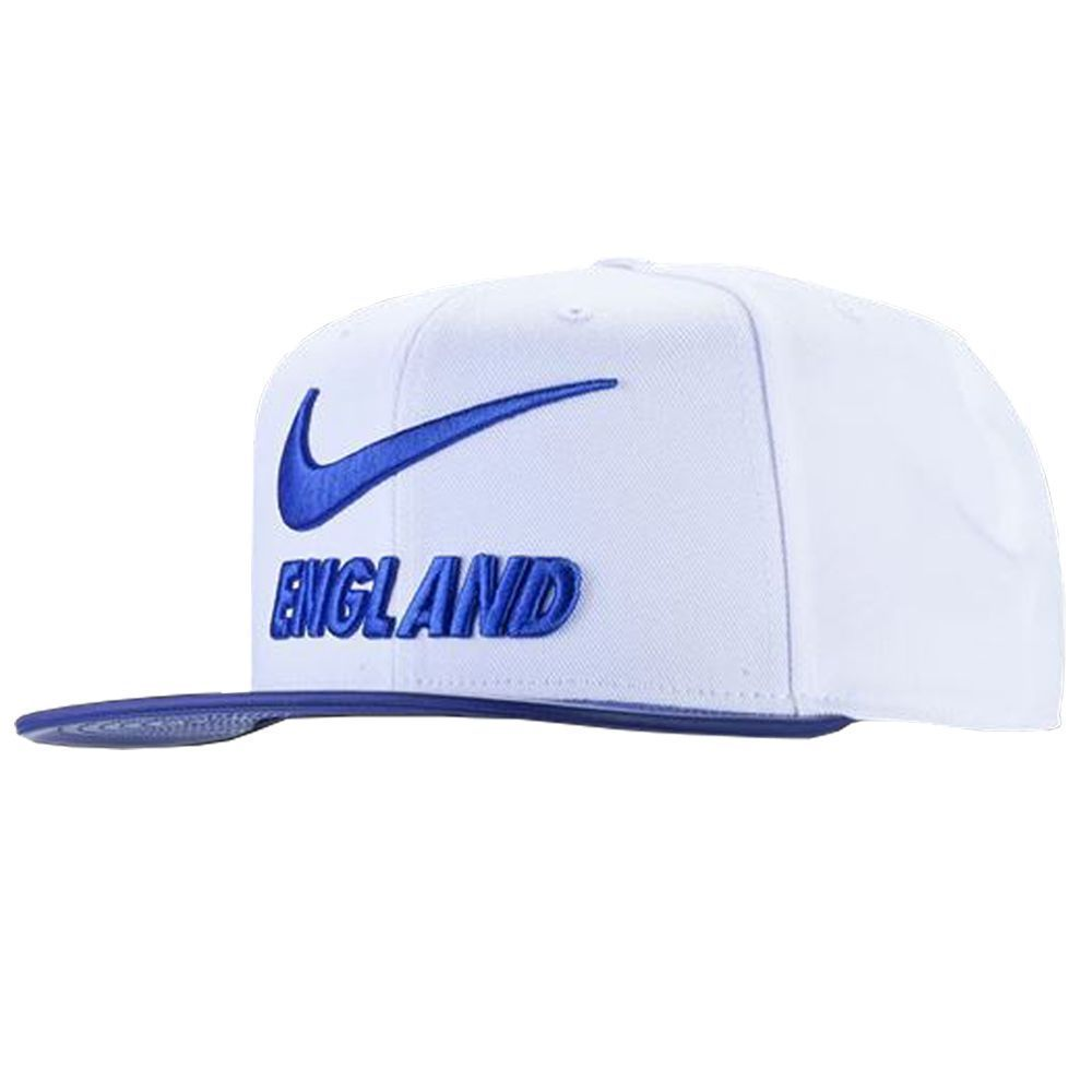 fb566129bfc Nike England World Cup 2018 Soccer White Blue Hat Pro Cap 897386-100  Snapback Discount Price 35.70 Free Shipping Buy it Now