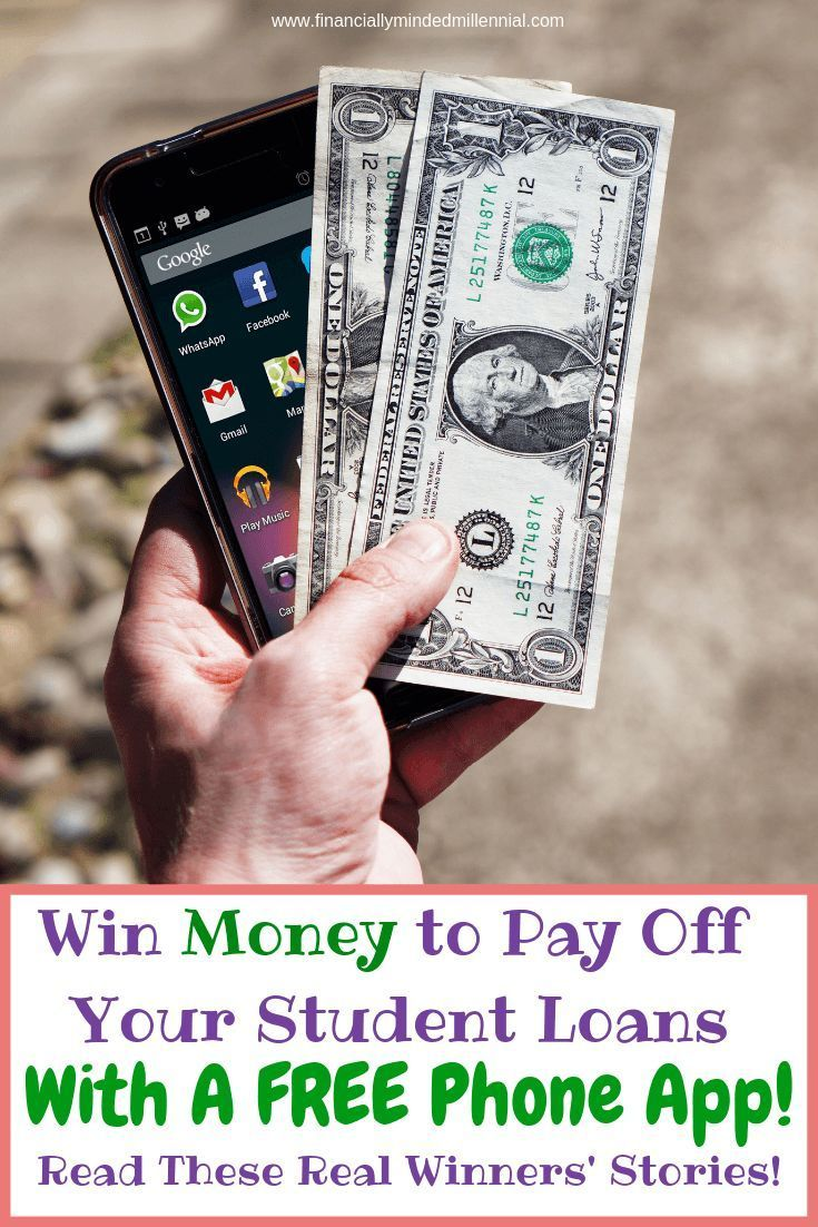 Win Money To Pay Off Student Loans or Mortgage By Playing