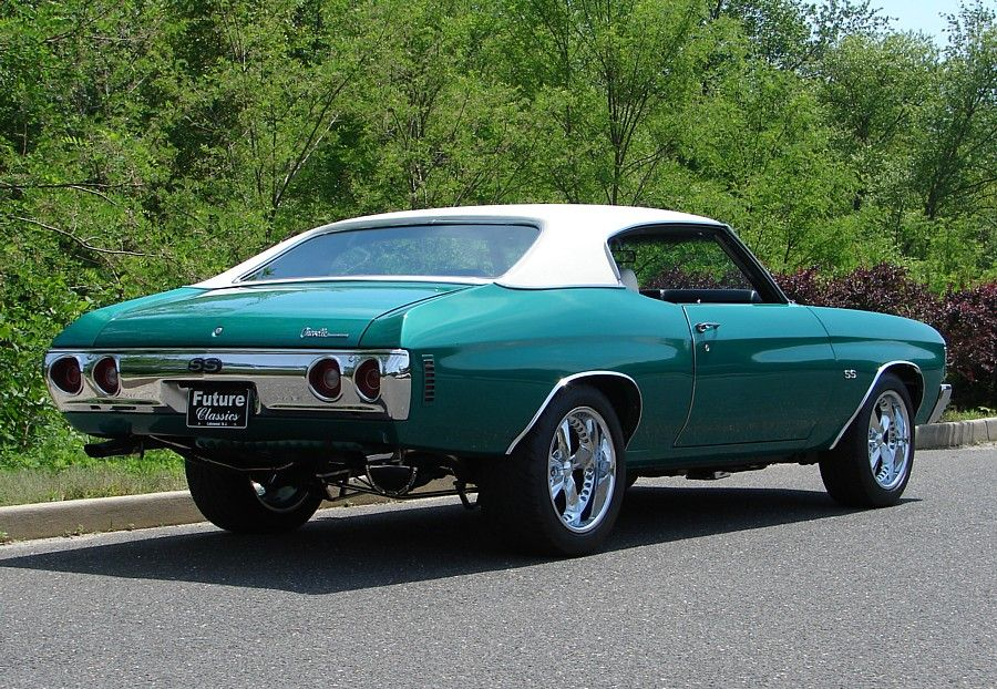 Chevelle Ss Re Pin Brought To You By Houseofinsurance For