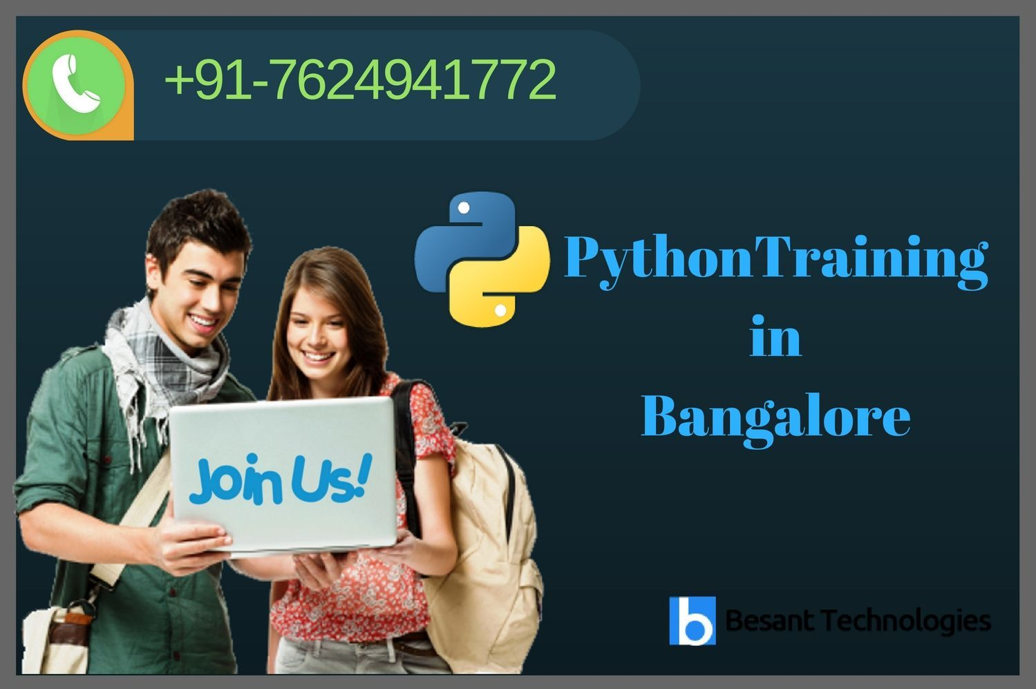 Besant Technologies offers Best Python Training in
