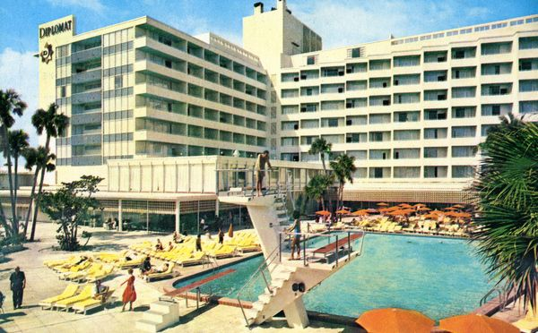 Diplomat Resorts And Country Club Hotel In Hollywood By The Sea Florida