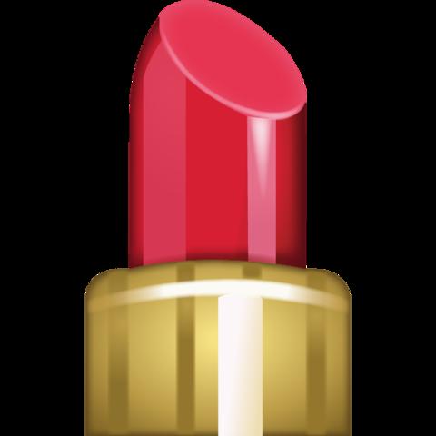 Lipstick Emoji Lipstick Emoji Makeup Emoji Lipstick