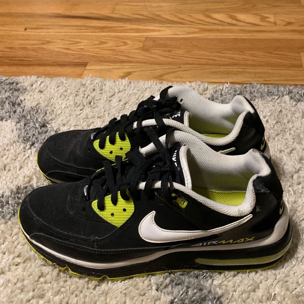 Nike Shoes | Mens Nike Air Max Sneakers Size 10.5 | Color ...
