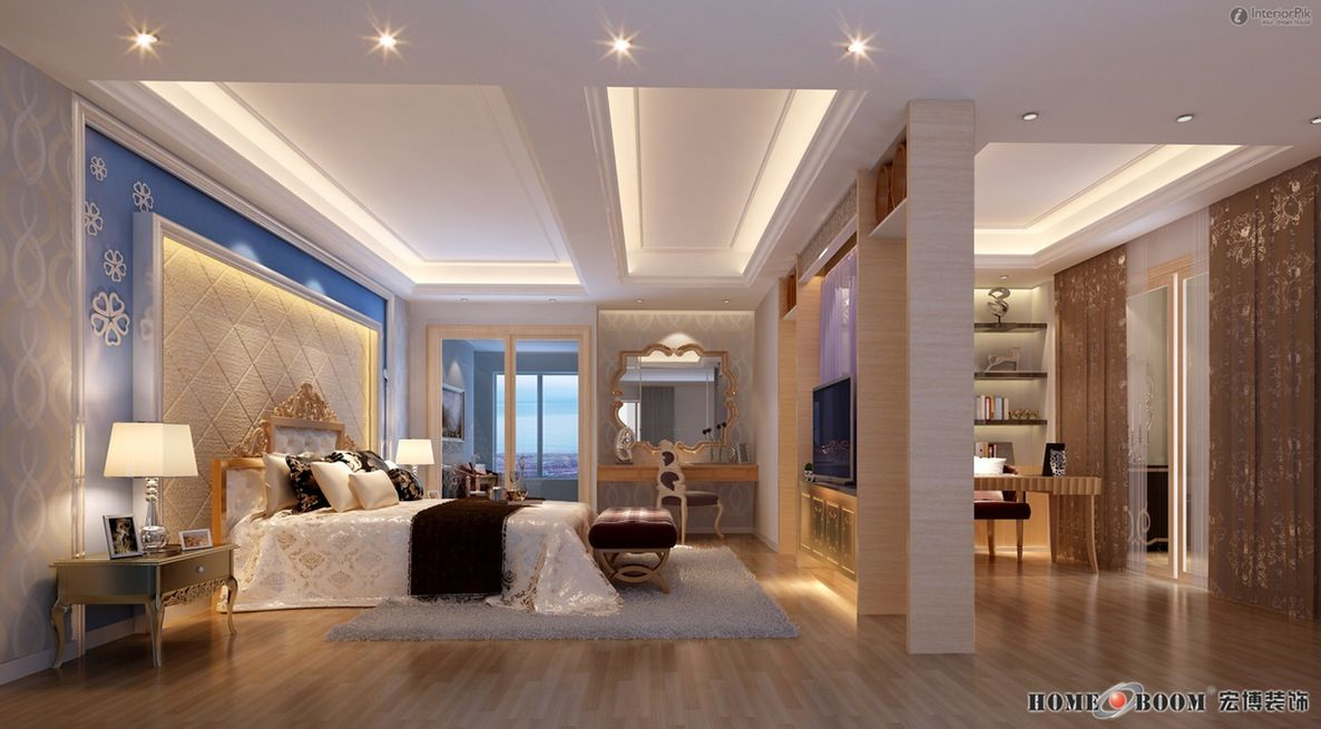 Effect Picture Of Modern European Style Master Interior Designs Set Styles Modern  Bedroom Ideas Style Decor Part 49