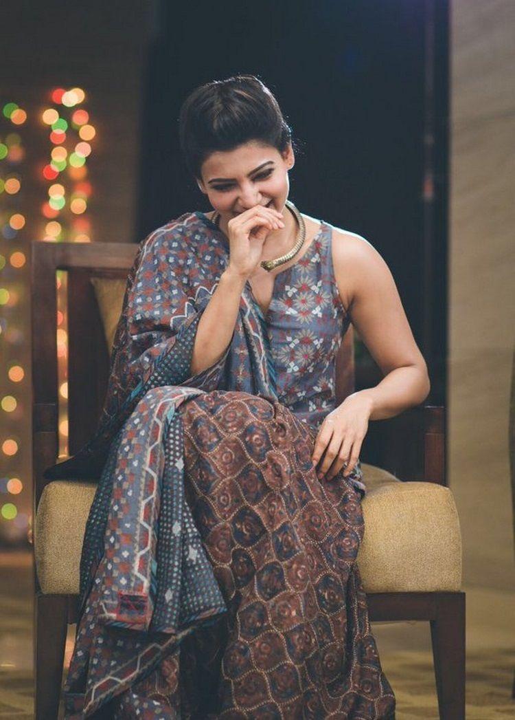 Samantha Ruth Prabhu Latest Hot Spicy Glamour Photoshoot Images At
