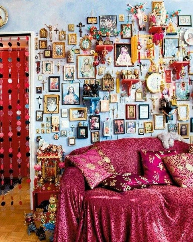 39 Attic Living Rooms That Really Are The Best: Best Bohemian Bedroom Design Ideas 62 In 2020