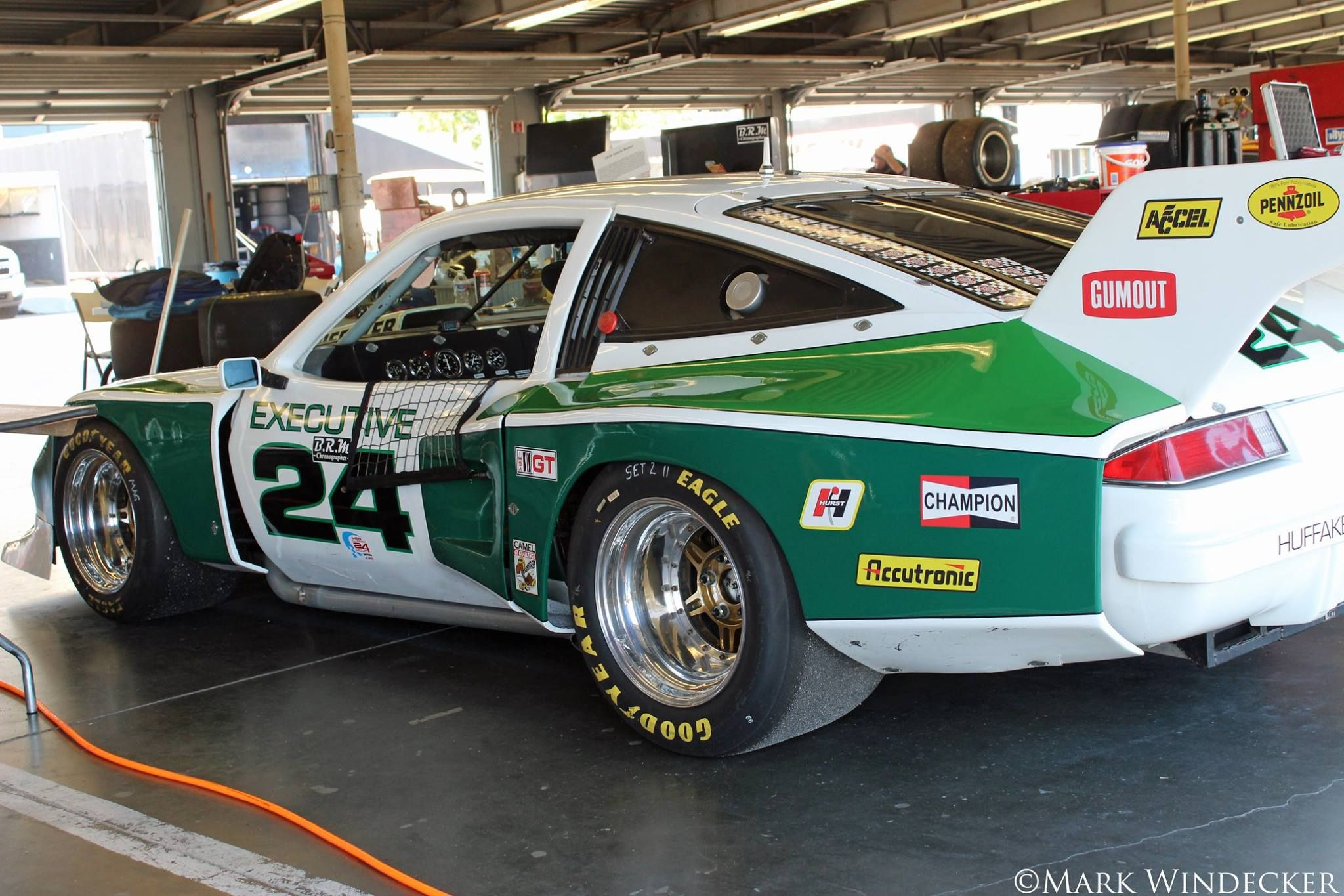 Pat Kiel Hogan John Longwell Jim Valdez 76 Dekon Monza Hsr