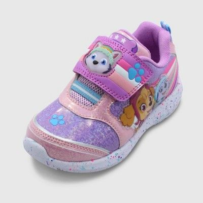 2cd64d75e918 Toddler Girls  Paw Patrol Everest Athletic Low top Sneakers - Purple ...