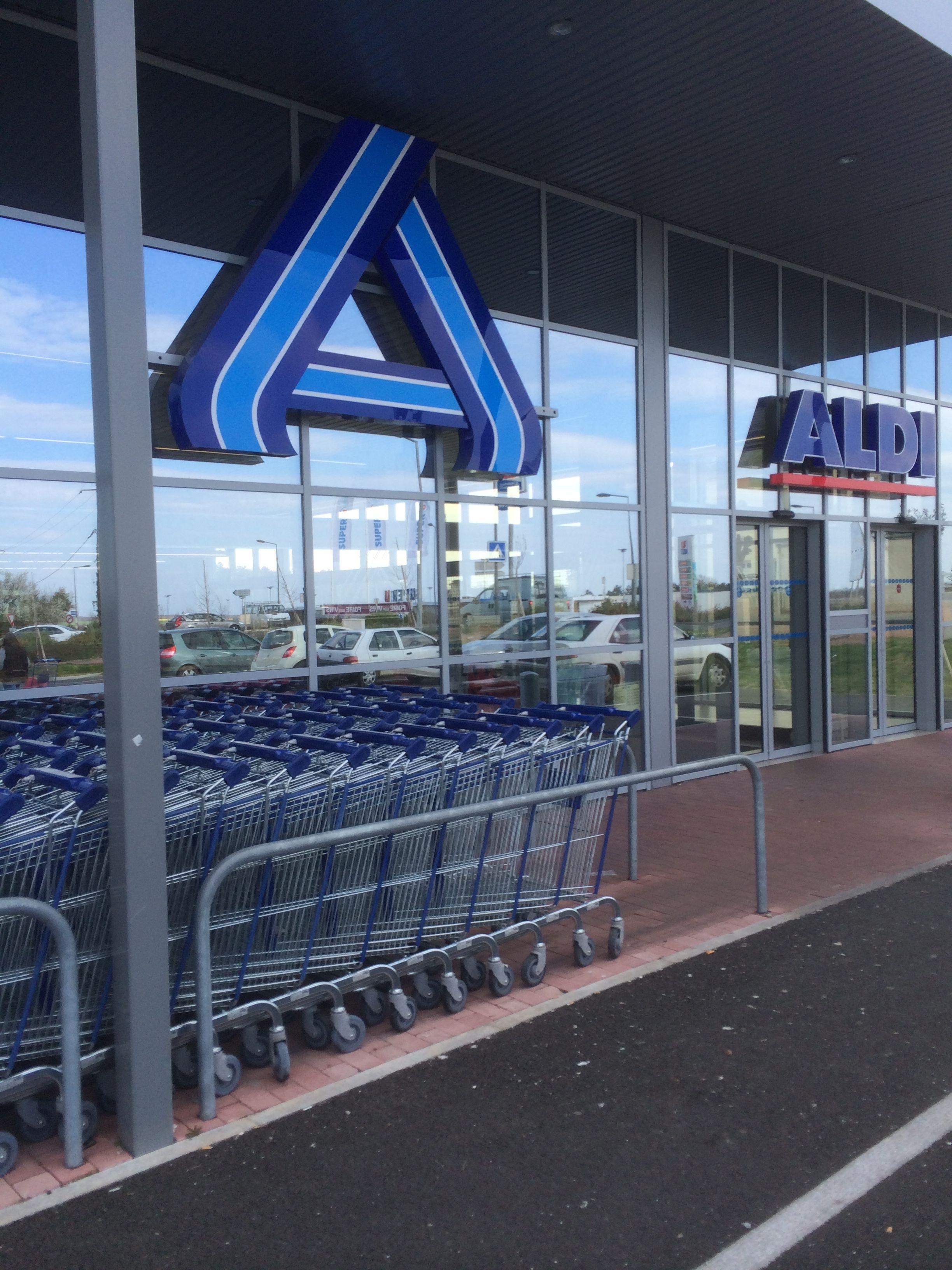 Aldi France Grocery Retail Supermarket Value