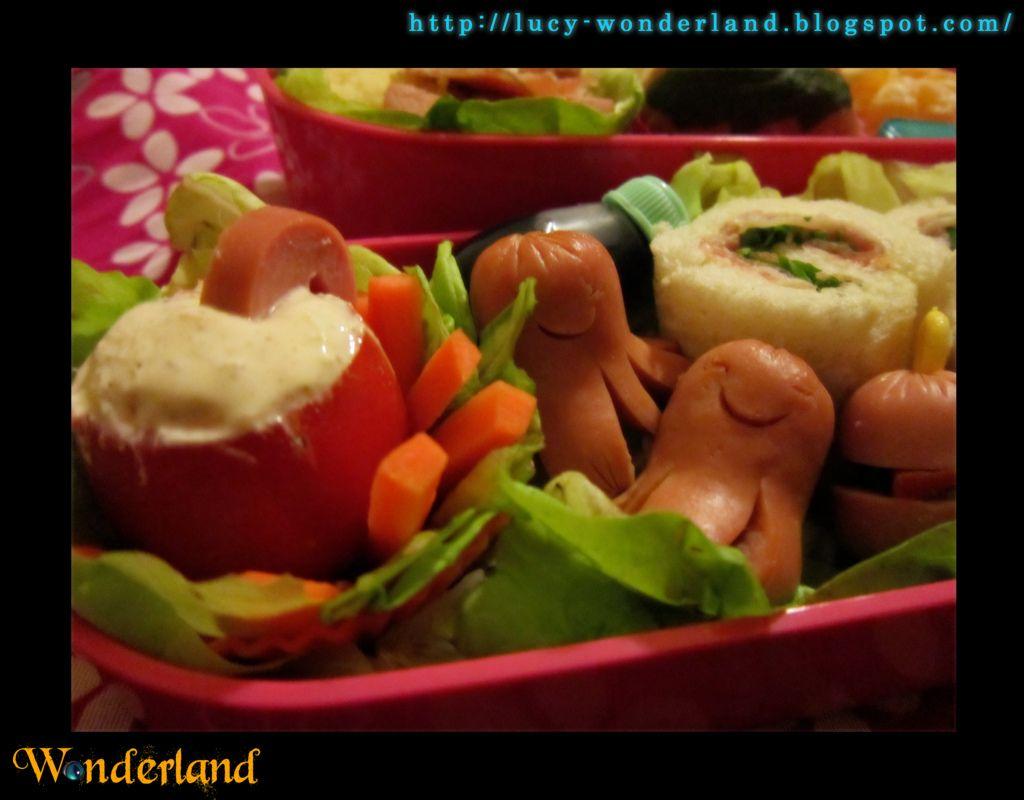 hotdog octopus. #Hotdog_Factory