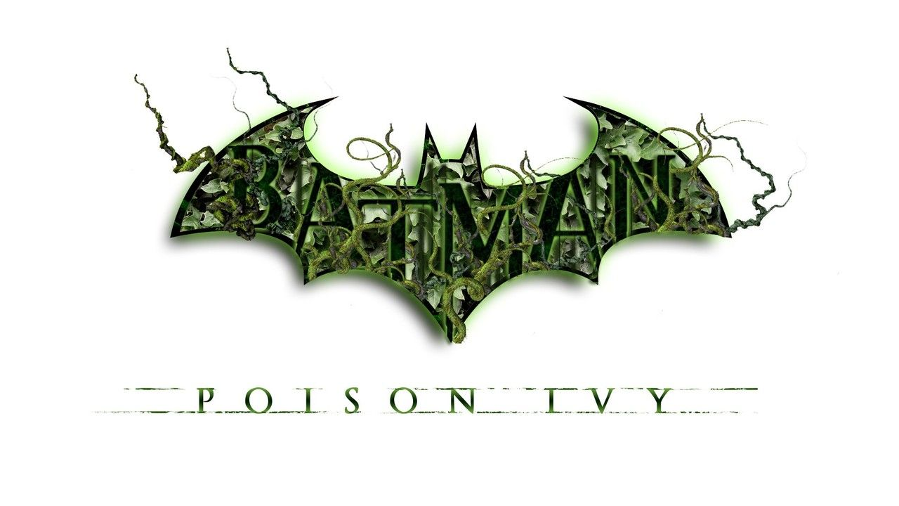 Batman Sign Poison Ivy Poison Ivy Poison Ivy Batman Batman