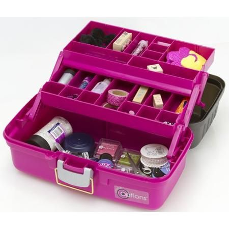 Great Enjoy Automatic Organization And Two Auto Trays With This Creative Options  Box From Walmart.