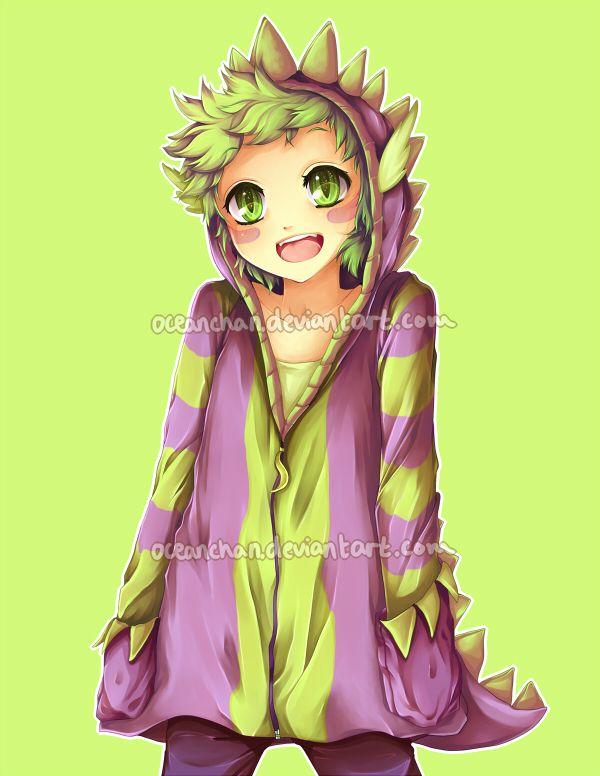 Spike (: