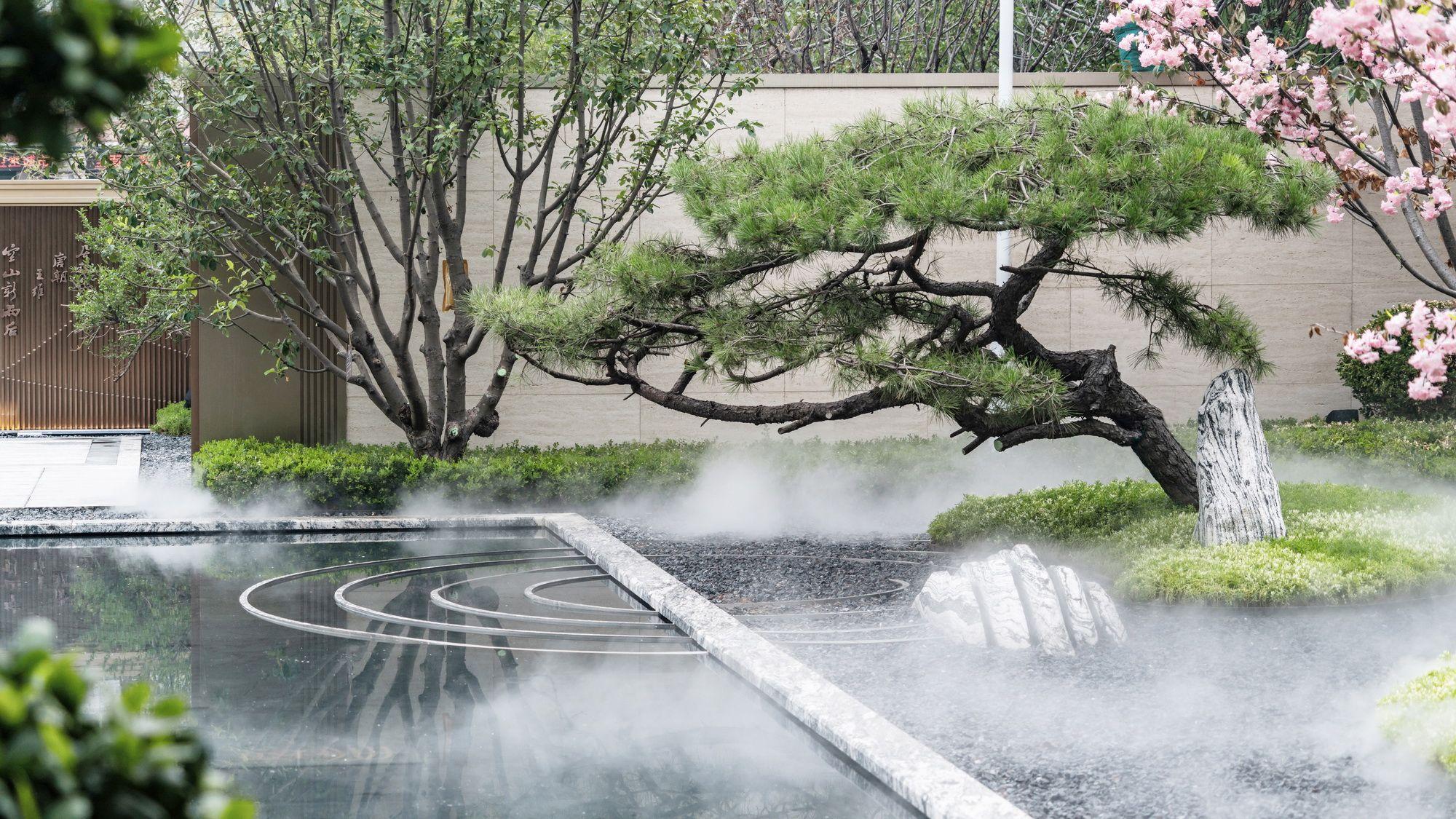 Https Www Kinpan Com Detail Index 6207563102539677 Garden Pond Design Landscape Design Waterscape Design