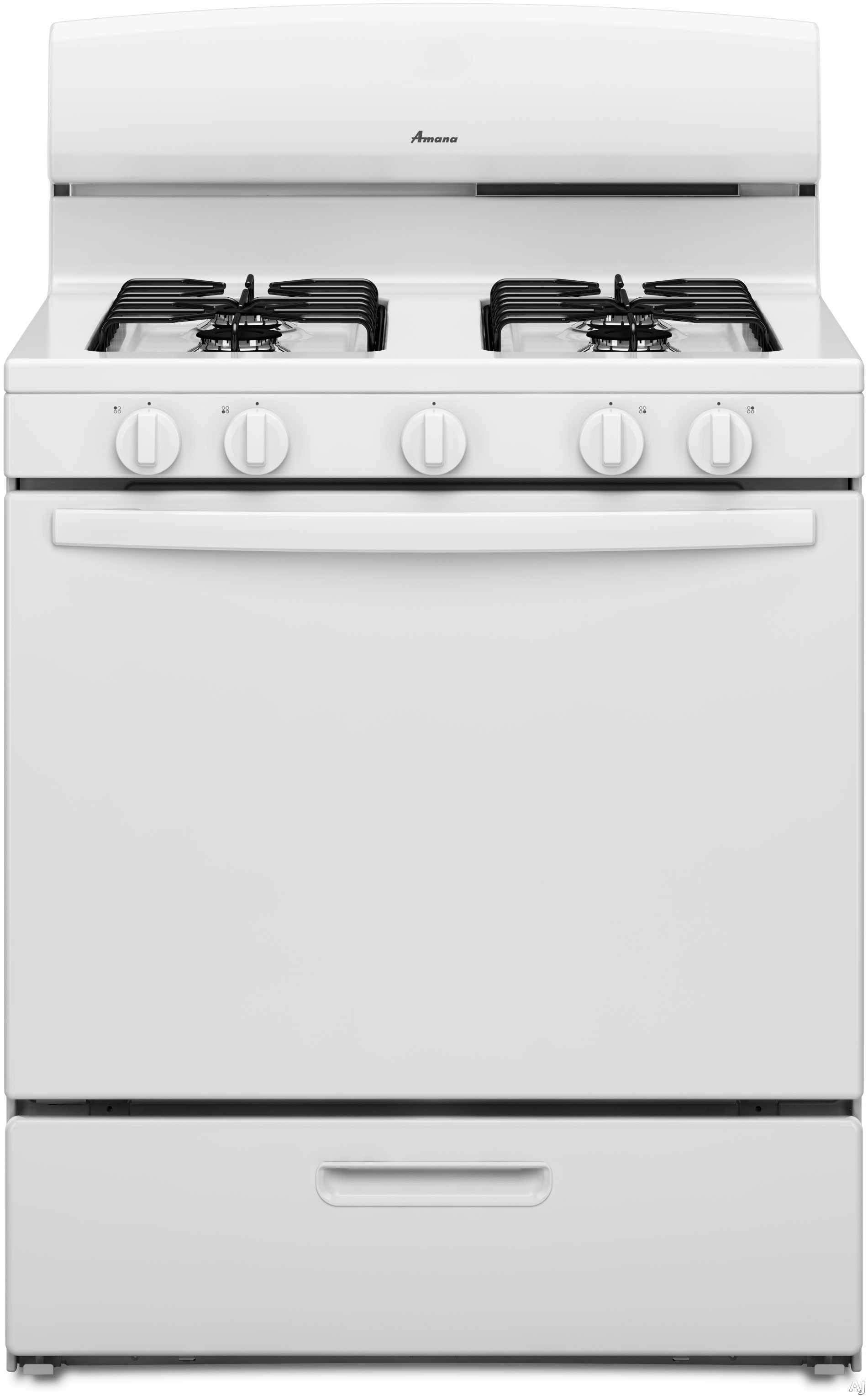 amana agr4230ba 30 freestanding gas range with 4 sealed burners rh pinterest com Amana Washer Amana Appliances Washers