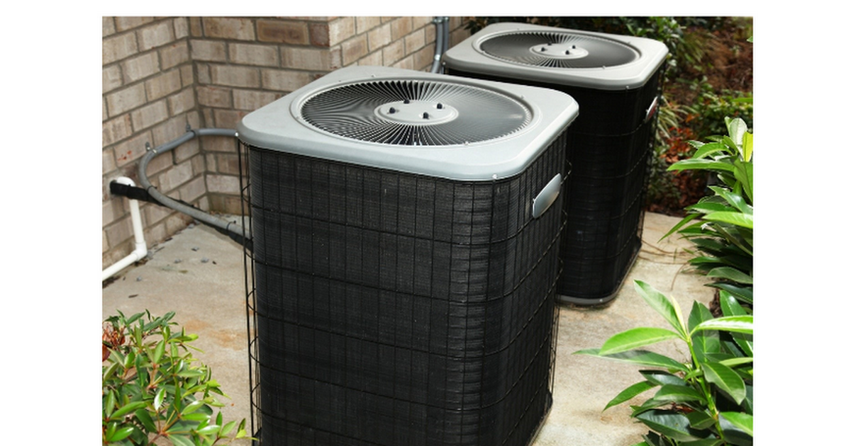 Pin by Brown & Reaves Services, Inc. on Air conditioning