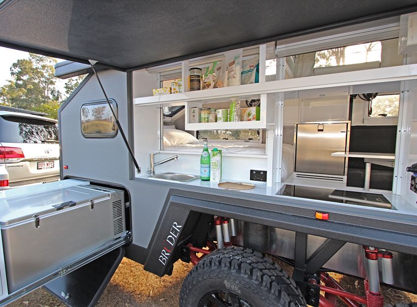 The Best Small Off Road Camping Travel Trailers You Can Buy
