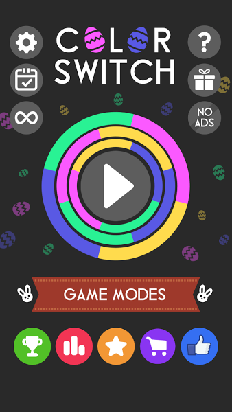 Pin by SeKaiNoost Mod Apk on apk Color switch, Color