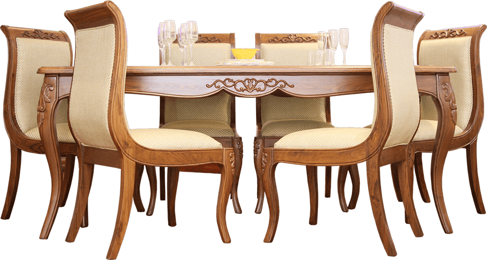 Dining Room Furniture Chandigarh Solid Wood Dining Table Chair