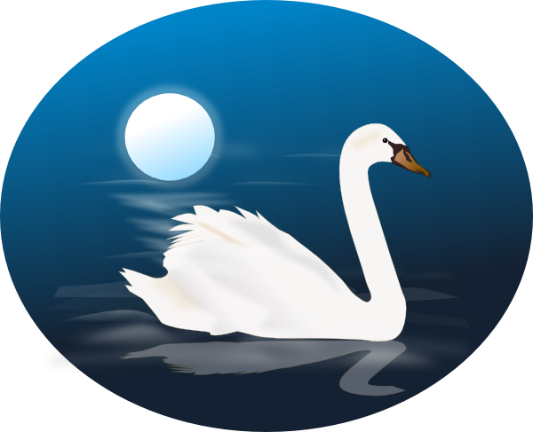 Swan Lake Clipart animated swans ...