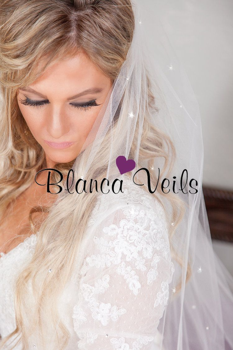 50 Awesome Cathedral Veil Hairstyles