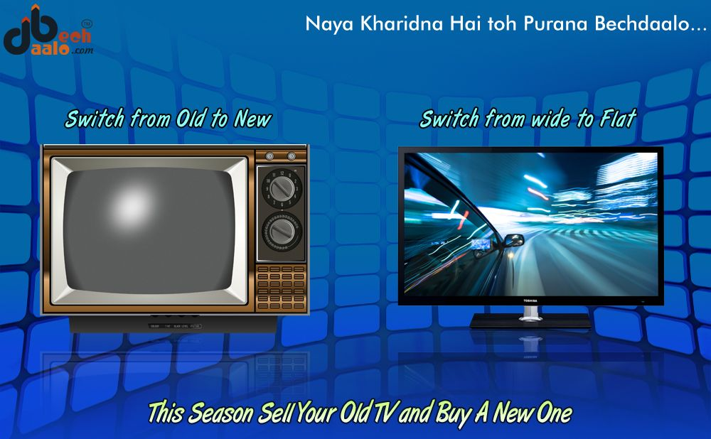 This season sell your old #TV and Buy A new One   !!! on