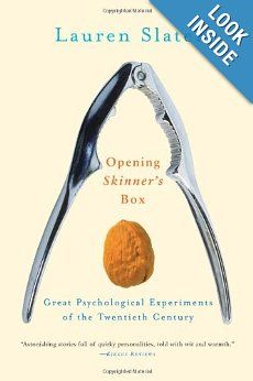 anecdotal portrayals of famous psychological experiments