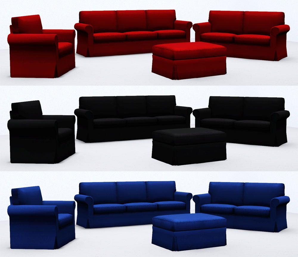 A conversion/adaptation of the TS2 Ikea SP's EKTORP set ...