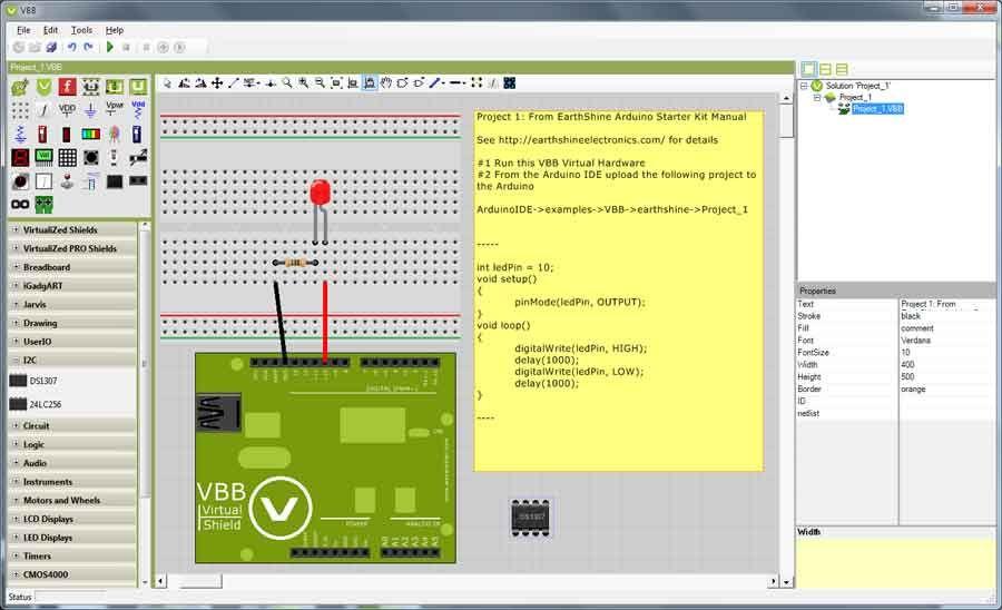 Arduino Simulator Top 5 Best Online Arduino Simulators Arduino Arduino Programming Arduino Projects