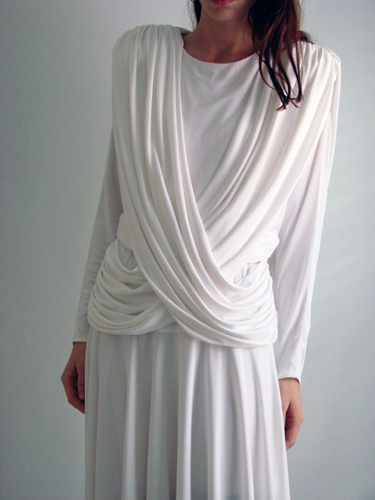 Love the drape