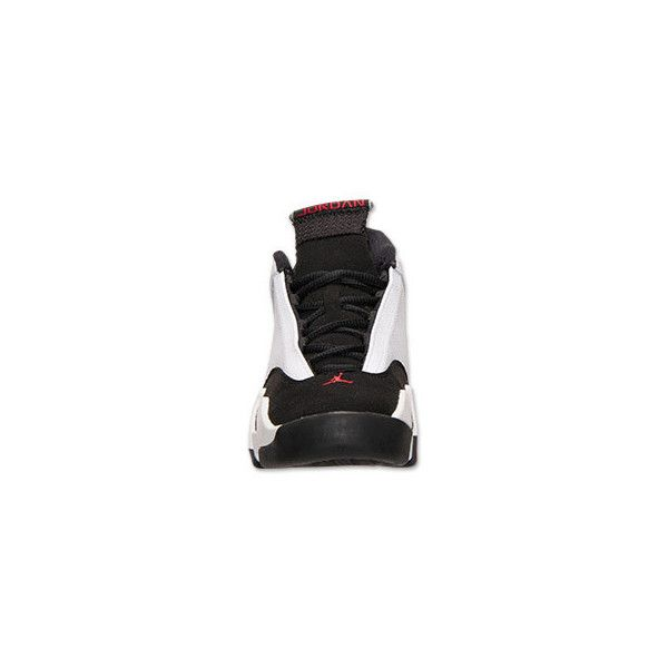 f85625b1104b1a Boys  Grade School Air Jordan Retro 14 Basketball Shoes (160 CAD) ❤ liked  on Polyvore featuring shoes